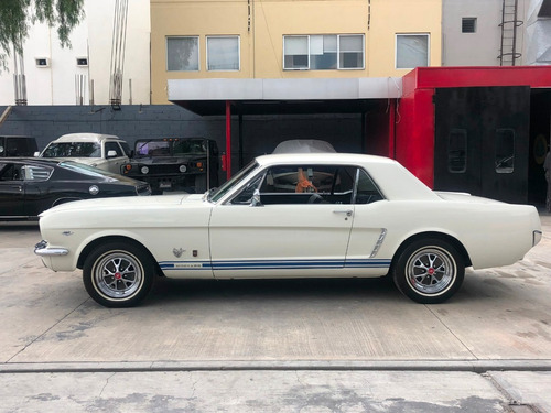 ford mustang hardtop 289 año:1965