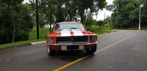 ford mustang hardtop v8 1968