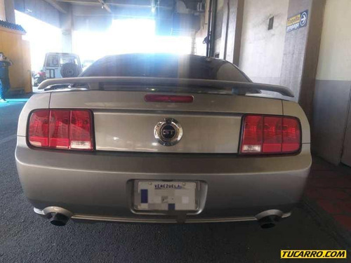 ford mustang lgt-sincrónico