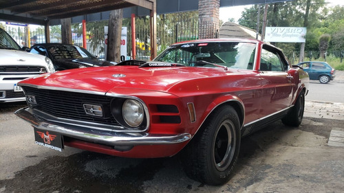 ford mustang mach 1 1970 v8 no chevrolet camaro corvette