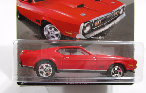 ford mustang mach james bond escala coleccion hot wheels