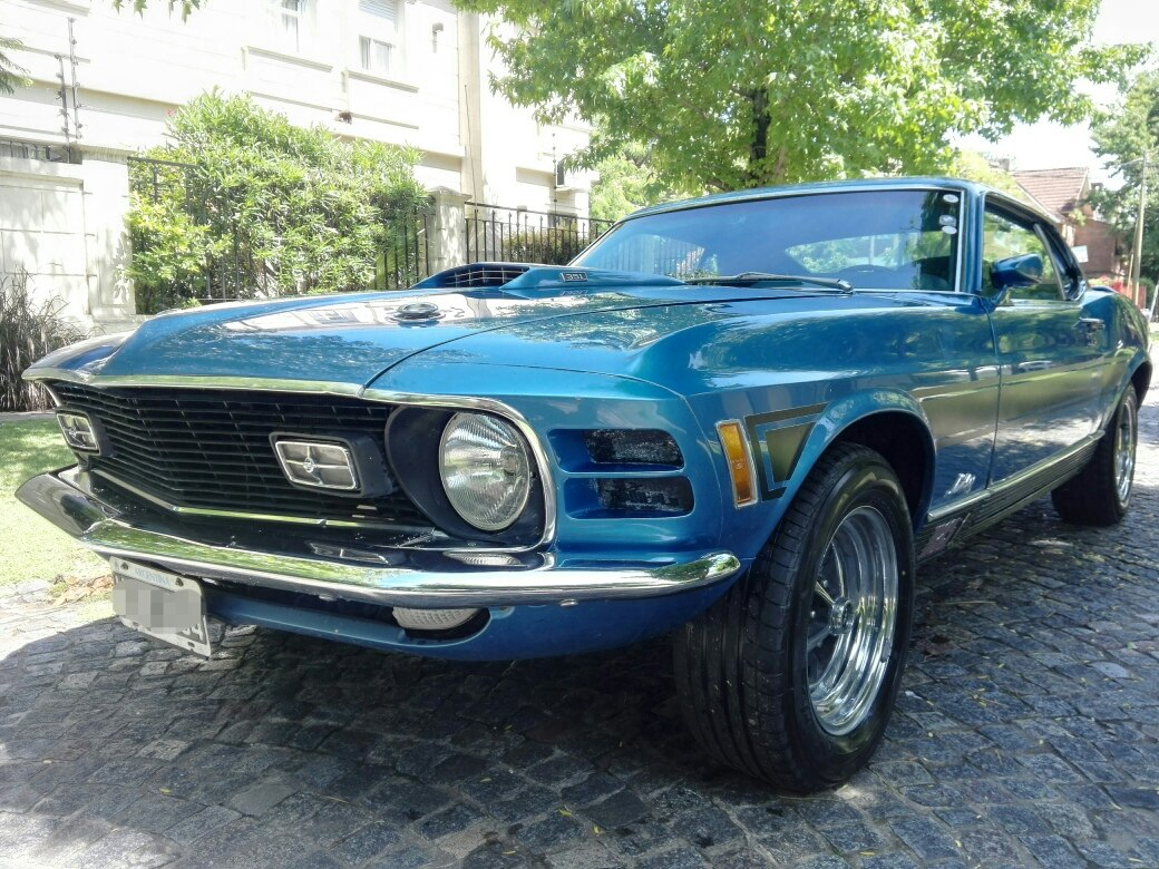 Ford mustang mach one 351 cargando zoom