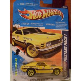 Ford Mustang Mach1  1970 - Coleção 2011- Ford