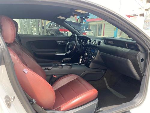 ford mustang motor 3.7 2015 blanco 2 puertas