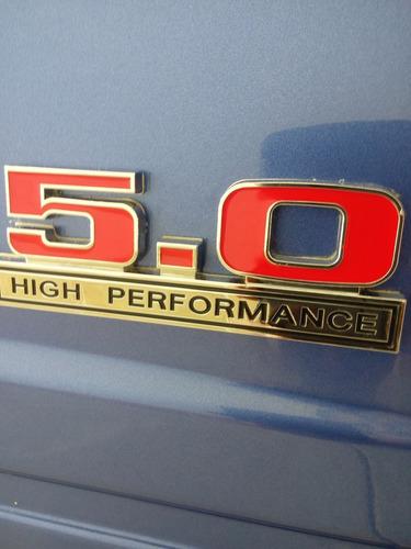 ford mustang motor alterado