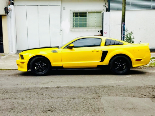 ford mustang saleen 4.6 gt equipado piel at 2005