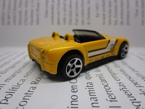 ford mustang shelby cobra escala 7cm coleccion matchbox 1/64