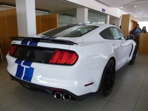 ford mustang shelby gt 350  t. manual 2018 seminuevos