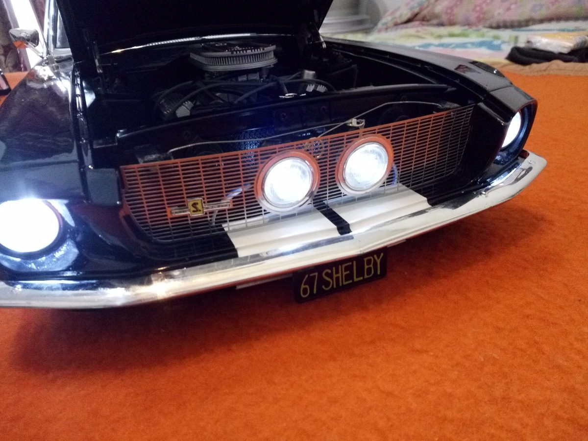Ford mustang shelby gt 500 escala 1 8 cargando zoom