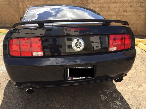 ford mustang shelby gt año 2007 sincrónico