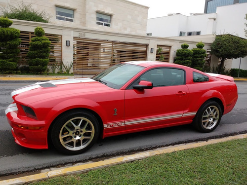 ford mustang shelby gt500 coupe mt