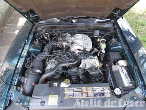 ford mustang v6 3.8 95 51.000 km 2ºdono ateliê do carro