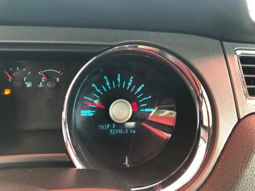 ford mustang v6 automatico 2011 credito recibo auto
