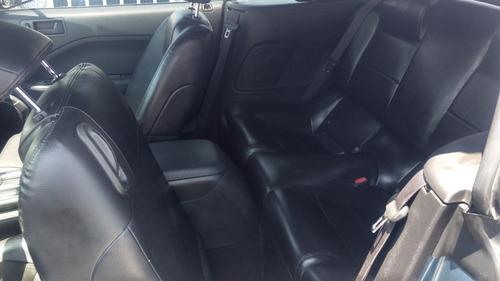 ford mustang v6 convertible equipado aut piel 2005