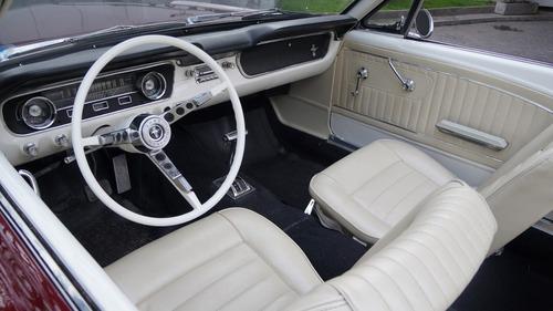 ford mustang v8 cabrio 1965