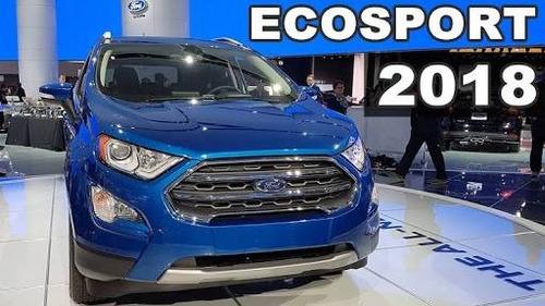 ford new ecosport manual ( 2017/2018 ) okm por r$ 78.899,99