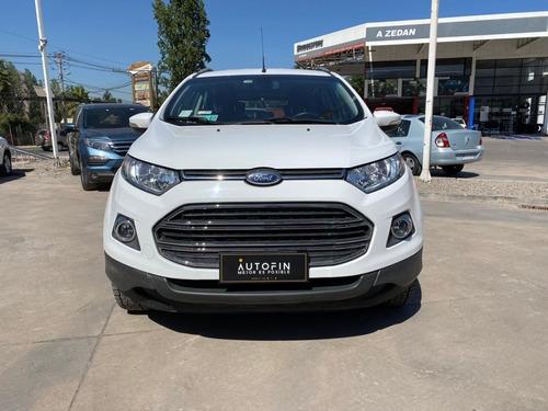 ford new ecosport titanium .