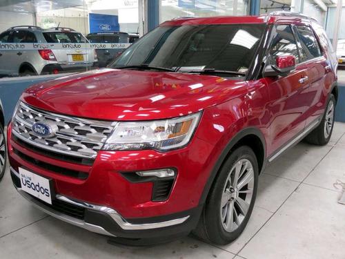 ford new explorer limited 2.3 4x4 aut 5p 7 pas emq544