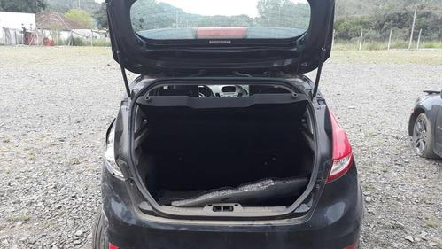 ford new fiesta 2016 titanium 1.6 automatico - rs auto peças