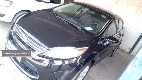ford - new fiesta flex - 2011 - (completo)