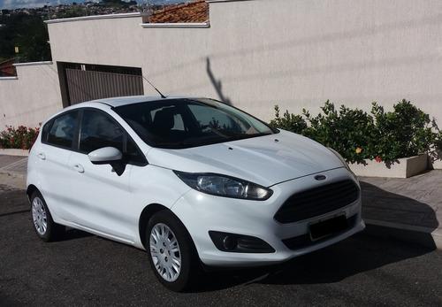 ford new fiesta hatch 1.5 branco 2014