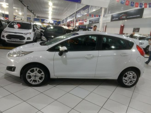 ford new fiesta hatch se 1.5 manual ano 2014