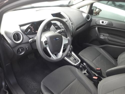 ford - new fiesta se 1.6 2015 automático novíssimo