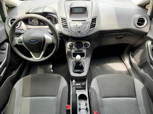 ford new fiesta se 1.6 2017/2019 flex 4p manual