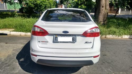 ford new fiesta sedan 1.6 16v se flex powershift 4p
