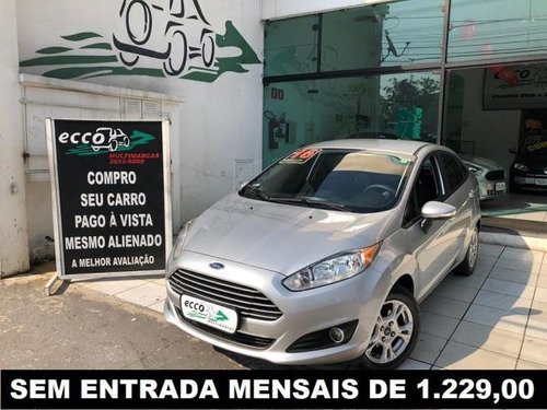 ford new fiesta sedan  1.6 se powershift (flex) flex automá