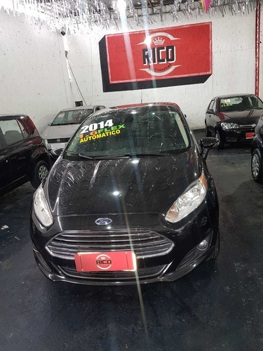 ford new fiesta sedan 1.6 titanium 1 ano de garantia