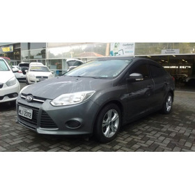 Ford New Focus Sedan S 2.0 16v P.shift Flexone 2013/201 2372