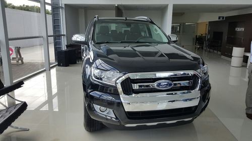 ford nueva ranger limited 4x4 automatica