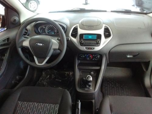 ford nuevo ka s negro   0 km entrega inmediata