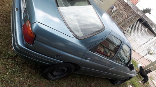 ford orion 1.6