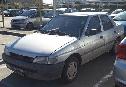 ford orion gl 1.8
