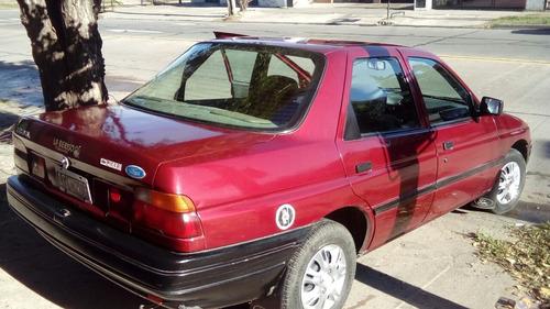 ford orion gl con gnc 2100 km motor nuevo