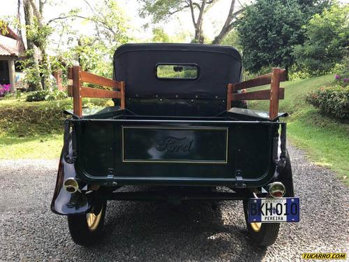 ford otros modelos camioneta convertible