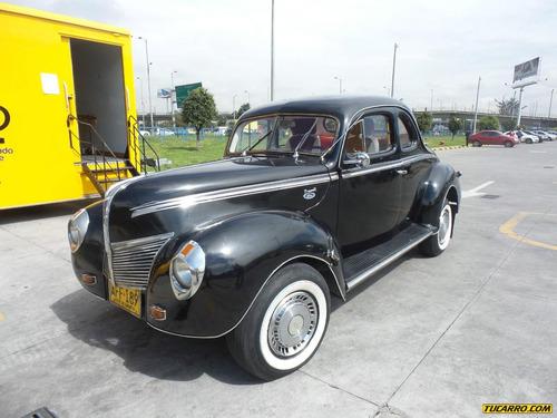 ford otros modelos coupe
