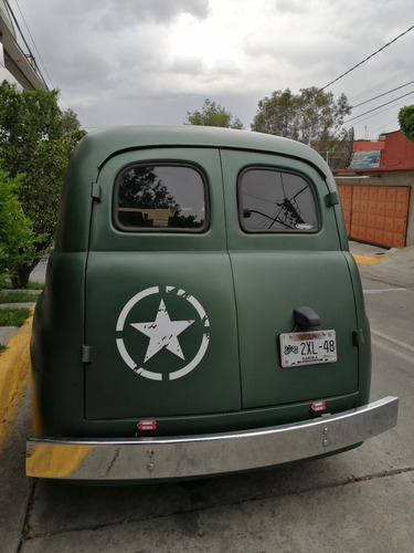 ford panel 1951