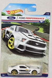 ford performance mustang custom 14 coleccion hot wheels g1
