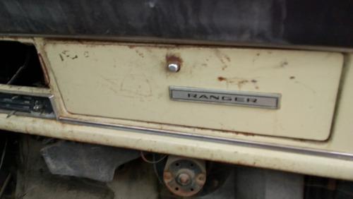 ford pick up 1968 por partes motor 390 automatica