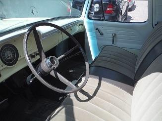 ford pick up de colección 1964.