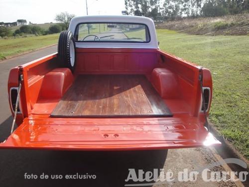 ford pick up f-100 79 super série - original ateliê do carro