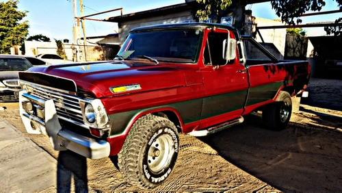 ford pick-up f-100