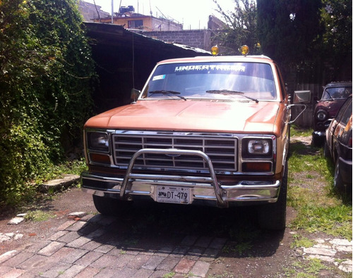 ford pick-up f-150 1982