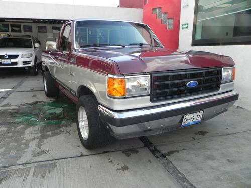 ford pick up f-200 lobo 1989