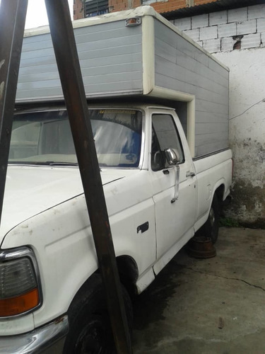 ford pick-up furgon