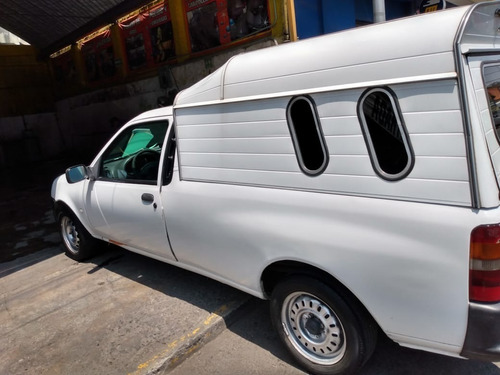 ford pickup courier 2011  dos puertas