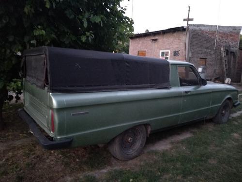 ford ranchero 1986